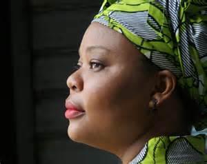 Delwedd o Leymah Gbowee