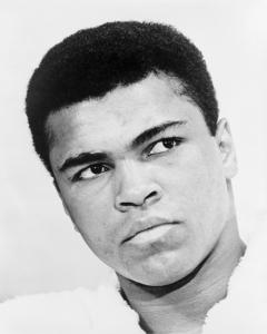Delwedd o Muhammad Ali