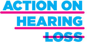 Logo Action on Hearing Loss